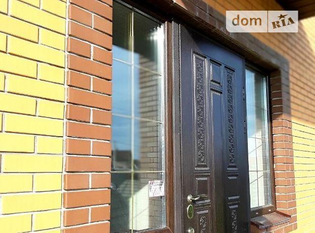двухэтажный дом с камином, 200 кв. м, газобетон. Продажа в Станишовке (Житомирская обл.) фото 1