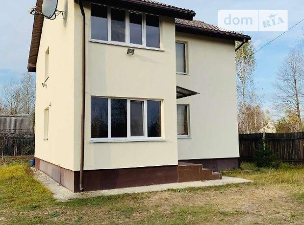 двухэтажный дом с камином, 88 кв. м, кирпич. Продажа в Тетеревке (Житомирская обл.) фото 1