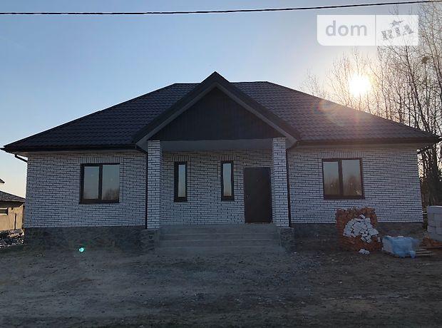 одноэтажный дом, 150 кв. м, кирпич силикатный. Продажа в Тетеревке (Житомирская обл.) фото 1