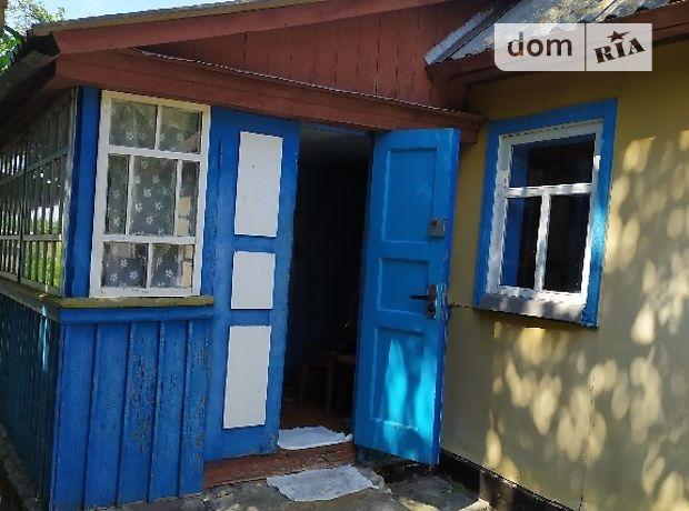 одноэтажный дом с садом, 25 кв. м, глинобитный. Продажа в Троянове (Житомирская обл.) фото 1