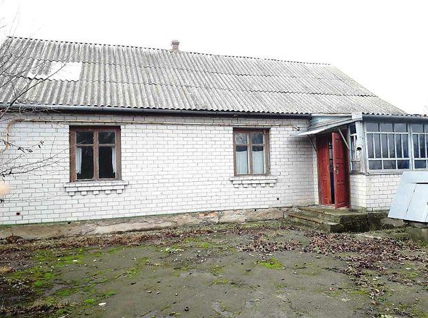 одноэтажный дом, 77 кв. м, дерево и кирпич. Продажа в Вересах (Житомирская обл.) фото 1