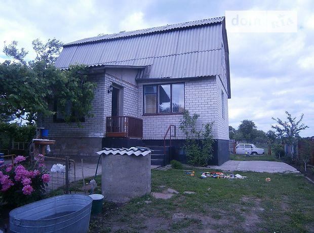 двухэтажный дом с камином, 114 кв. м, кирпич. Продажа в Вересах (Житомирская обл.) фото 1