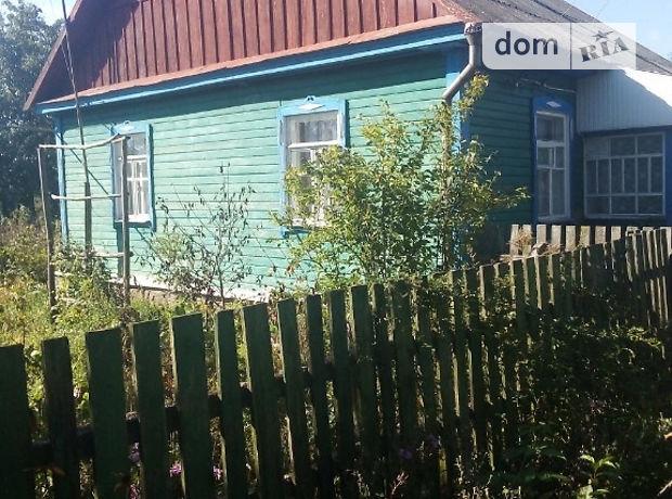 одноэтажный дом с верандой, 90 кв. м, брус. Продажа в Высокой Печи (Житомирская обл.) фото 1