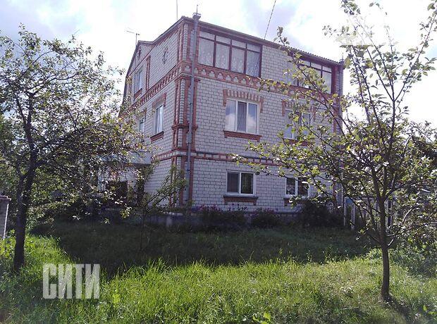 трехэтажный дом, 182 кв. м, кирпич. Продажа в Заречанах (Житомирская обл.) фото 1