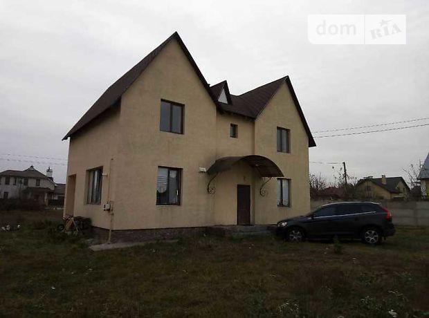 двухэтажный дом, 156 кв. м, ракушечник (ракушняк). Продажа в Заречанах (Житомирская обл.) фото 1