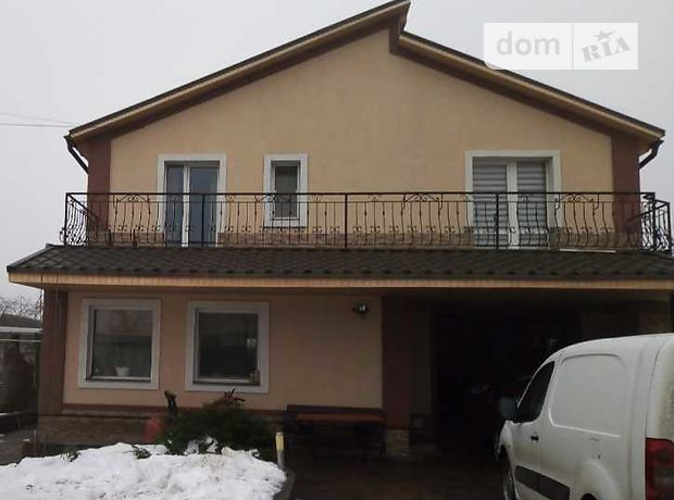 двухэтажный дом, 193 кв. м, пеноблок. Продажа в Заречанах (Житомирская обл.) фото 1