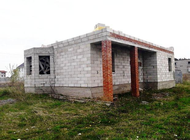 одноэтажный дом, 100 кв. м, пеноблок. Продажа в Заречанах (Житомирская обл.) фото 1