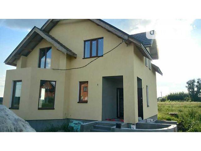 двухэтажный дом, 120 кв. м, пеноблок. Продажа в Заречанах (Житомирская обл.) фото 1