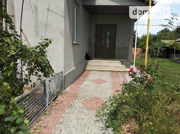 одноповерховий будинок з каміном, 82 кв. м, пеноблок. Продаж в Жуківці (Вінницька обл.) фото 1