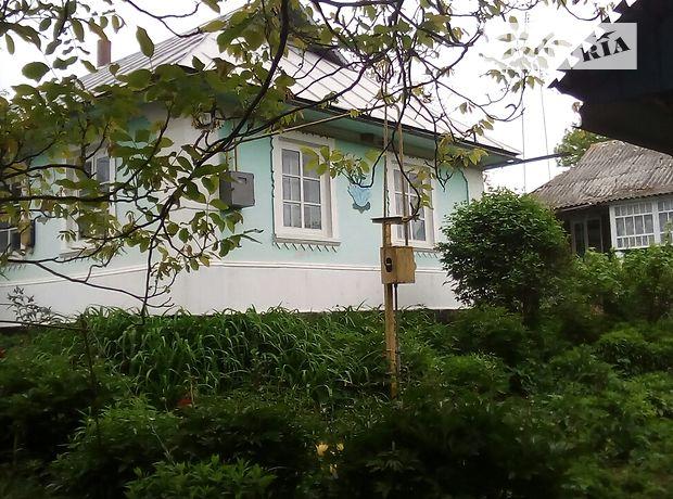 одноповерховий будинок з садом, 58 кв. м, ракушняк. Продаж в Стодульцях (Вінницька обл.) фото 1