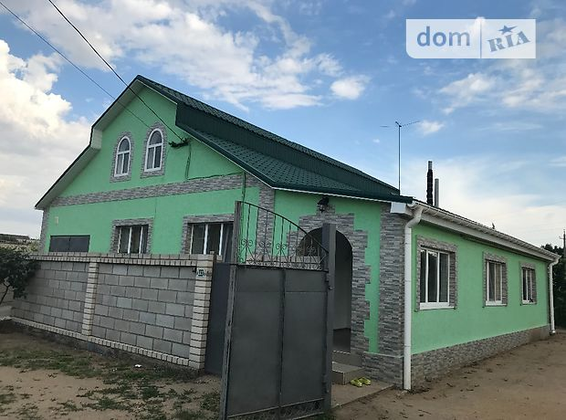 одноэтажный дом с садом, 140 кв. м, ракушечник (ракушняк). Продажа в Галициново (Николаевская обл.) фото 1