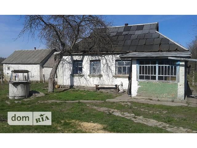 Продажа дома, 42м², Киевская, Кагарлык, c.Жовтневое