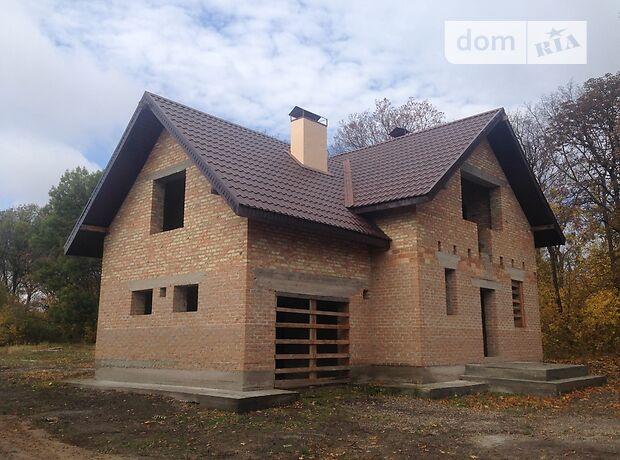 двухэтажный дом с камином, 185 кв. м, керамический кирпич. Продажа в Кагарлыке район Кагарлык фото 1