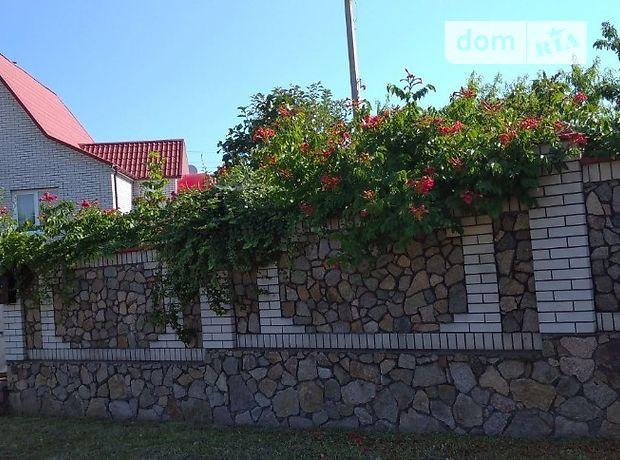 двухэтажный дом с камином, 142 кв. м, кирпич силикатный. Продажа в Переселении (Киевская обл.) фото 1