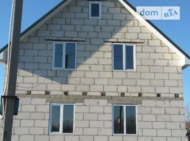трехэтажный дом, 180 кв. м, пеноблок. Продажа в Ставах (Киевская обл.) фото 1