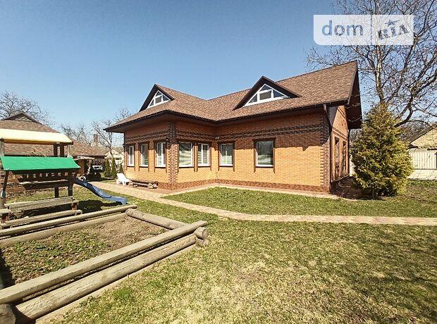 двухэтажный дом с камином, 160 кв. м, кирпич. Продажа в Стайках (Киевская обл.) фото 1