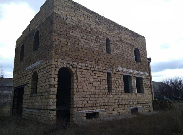 двухэтажный дом, 300 кв. м, ракушечник (ракушняк). Продажа в Малокаховке (Херсонская обл.) фото 1
