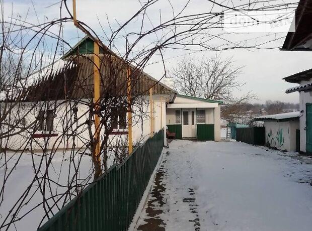 одноповерховий будинок з садом, 92 кв. м, глинобитний. Продаж в Черепашинцях (Вінницька обл.) фото 1