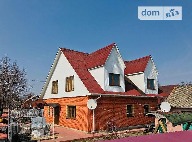 двоповерховий будинок з гаражем, 165.3 кв. м, цегла. Продаж у Калинівці фото 1