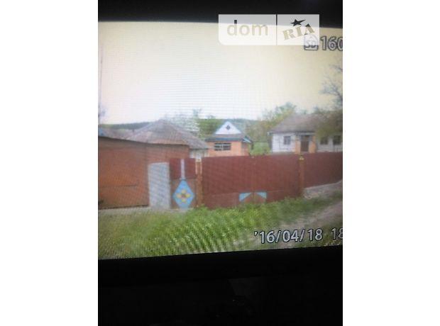 Продажа дома, 42м², Хмельницкая, Каменец-Подольский, р‑н.Каменец-Подольский, с.Колубаiвцi