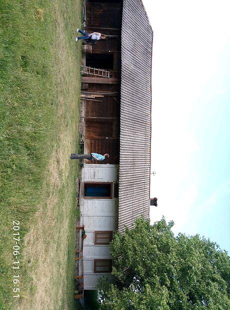 одноэтажный дом с камином, 34 кв. м, брус. Продажа в Добротворе (Львовская обл.) фото 1