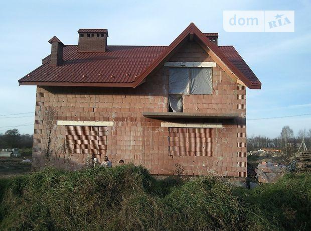 двухэтажный дом с балконом, 260 кв. м, поротерм. Продажа в Каменке-Бугской фото 1