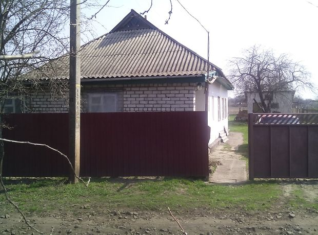 Продаж будинку, 64м², Черкаська, Каменка, р‑н.Кам'янка