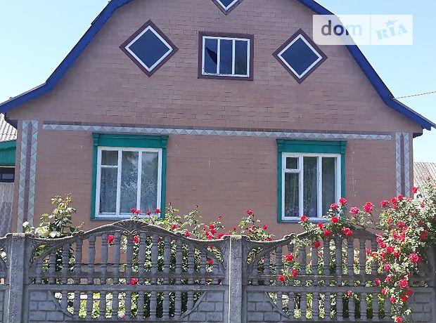 одноэтажный дом с садом, 115 кв. м, кирпич саманный. Продажа в Лебедовке (Черкасская обл.) фото 1
