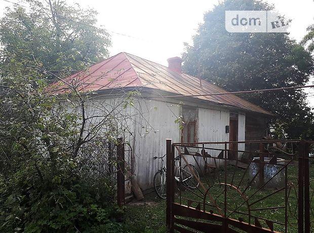 одноэтажный дом с садом, 58 кв. м, сруб. Продажа в Батятичах (Львовская обл.) фото 1