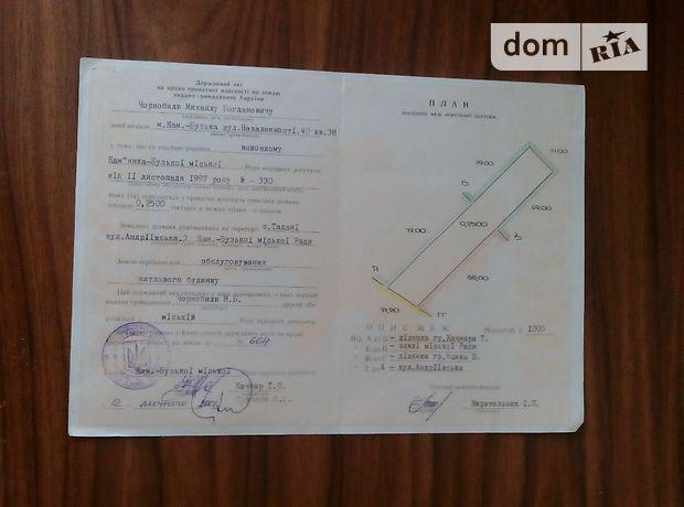 Продажа дома, 250м², Львовская, Каменка-Бугская, c.Тадани, Андріївська, дом 3