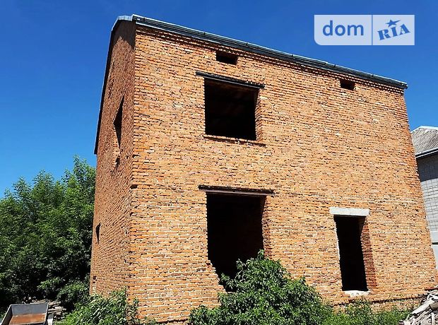двухэтажный дом, 120 кв. м, кирпич. Продажа в Каменке-Бугской фото 1