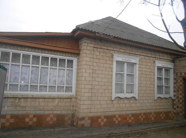 одноэтажный дом с подвалом, 80 кв. м, глинобитный. Продажа в Водяном (Запорожская обл.) фото 1