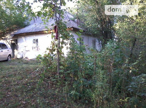 одноэтажный дом с садом, 60 кв. м, дерево и кирпич. Продажа в Мартыновке (Черкасская обл.) фото 1