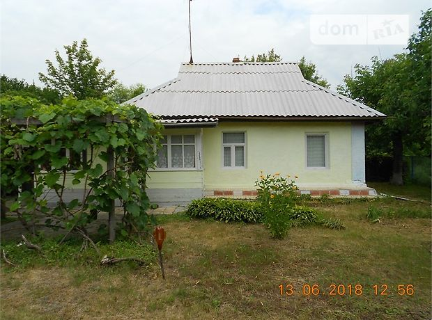 Продаж будинку, 50м², Черкаська, Канів, c.Синявка, Нетребовка