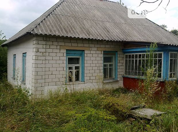одноэтажный дом с садом, 58 кв. м, кирпич. Продажа в Сушке (Черкасская обл.) фото 1