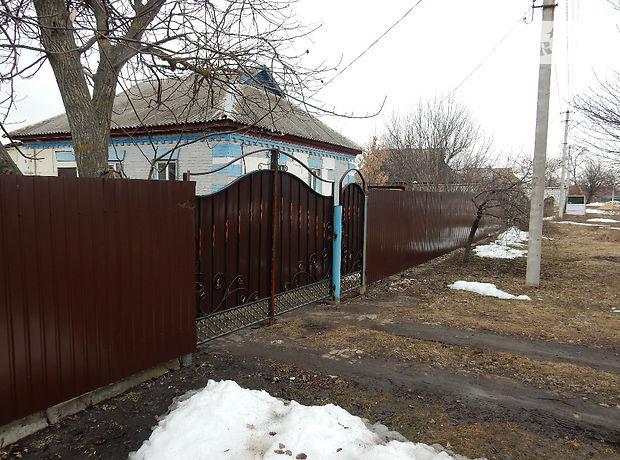 одноэтажный дом с садом, 98 кв. м, кирпич саманный. Продажа в Карловке фото 1