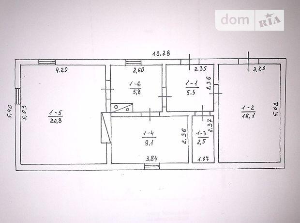 Продажа дома, 60м², Винницкая, Казатин, Маяковского улица