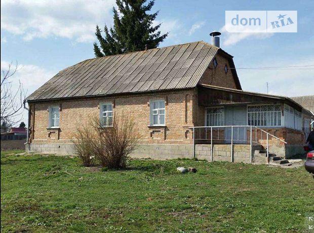 Продажа дома, 120м², Винницкая, Казатин, c.Вернигородок