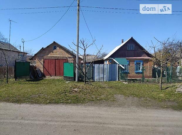 одноэтажный дом с садом, 61 кв. м, кирпич. Продажа в Казатине фото 1