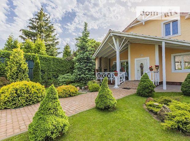двухэтажный дом с камином, 180 кв. м, кирпич. Продажа в Бортничах (Киевская обл.) фото 1