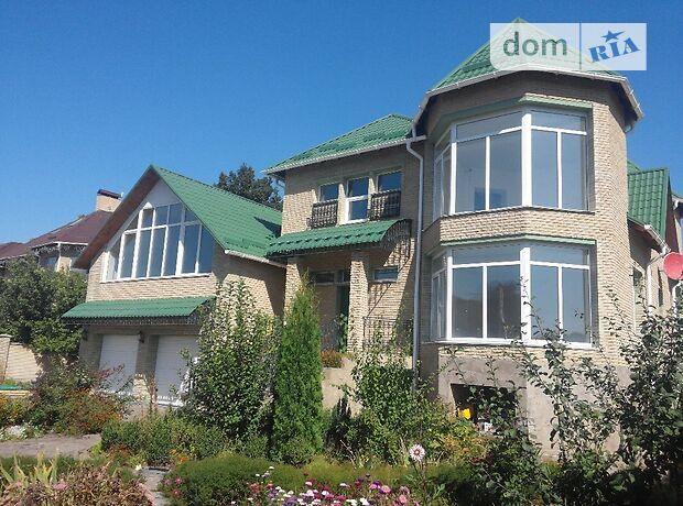 двухэтажный дом с садом, 494.7 кв. м, кирпич. Продажа в Киеве район Голосеевский фото 1