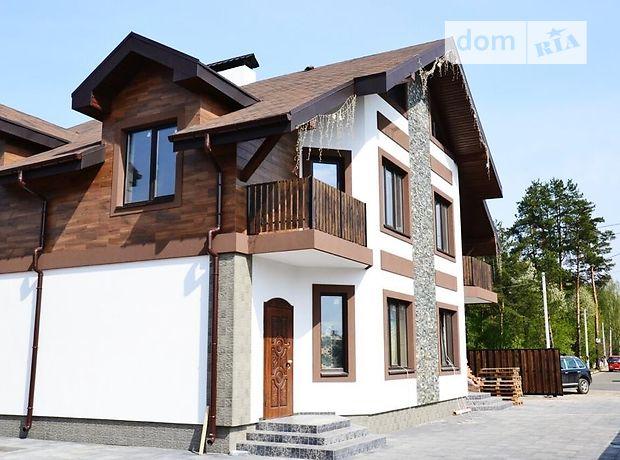 трехэтажный дом с балконом, 150 кв. м, газобетон. Продажа в Киеве район Дарницкий фото 1