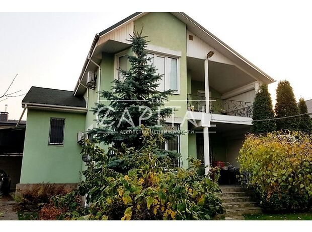 двухэтажный дом, 270 кв. м, кирпич. Продажа в Киеве район Дарницкий фото 1