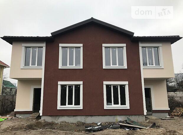 двухэтажный дом с террасой, 140 кв. м, газобетон. Продажа в Киеве район Дарницкий фото 1