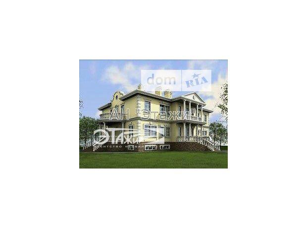четырехэтажный дом, 1120 кв. м, кирпич. Продажа в Киеве район Деснянский фото 1