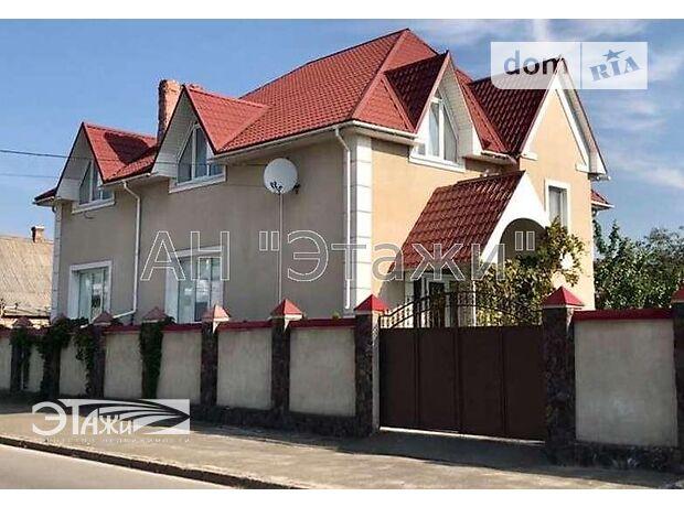 трехэтажный дом, 400 кв. м, ракушечник (ракушняк). Продажа в Киеве район Деснянский фото 1