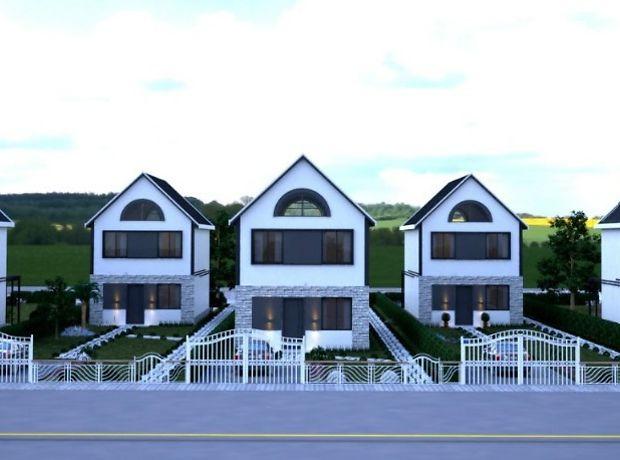 двухэтажный дом, 130 кв. м, газобетон. Продажа в Киеве район Деснянский фото 1