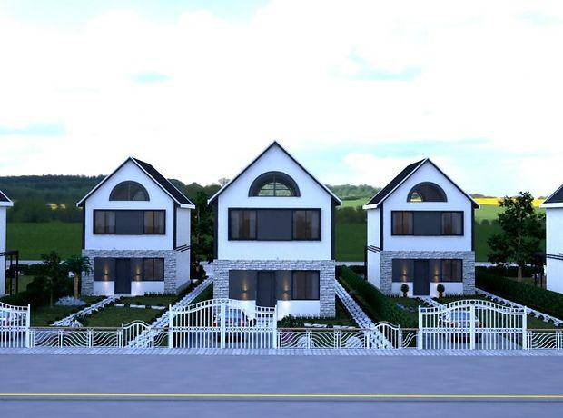 трехэтажный дом, 127 кв. м, газобетон. Продажа в Киеве район Днепровский фото 1