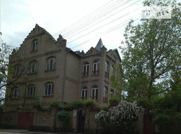 Продажа дома, 500м², Киев, р‑н.Голосеевский, ст.м.Демиевская, Малокитаевская улица, дом 48