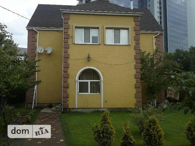 двухэтажный дом с камином, 200 кв. м, ракушечник (ракушняк). Продажа в Киеве район Голосеевский фото 1